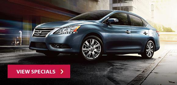 CMH Nissan Specials