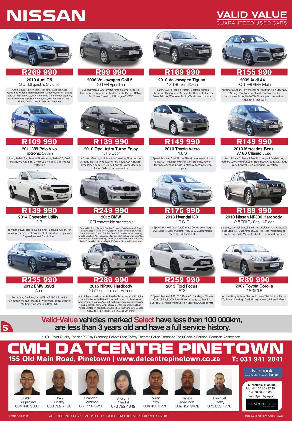 Car Dealership Tweets