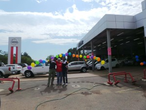 Nissan Highway Family Day