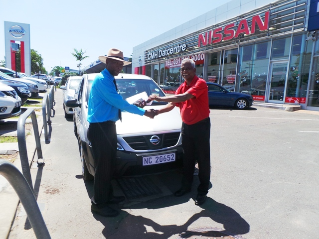CMH Nissan Pinetown January 2016 Deliveries