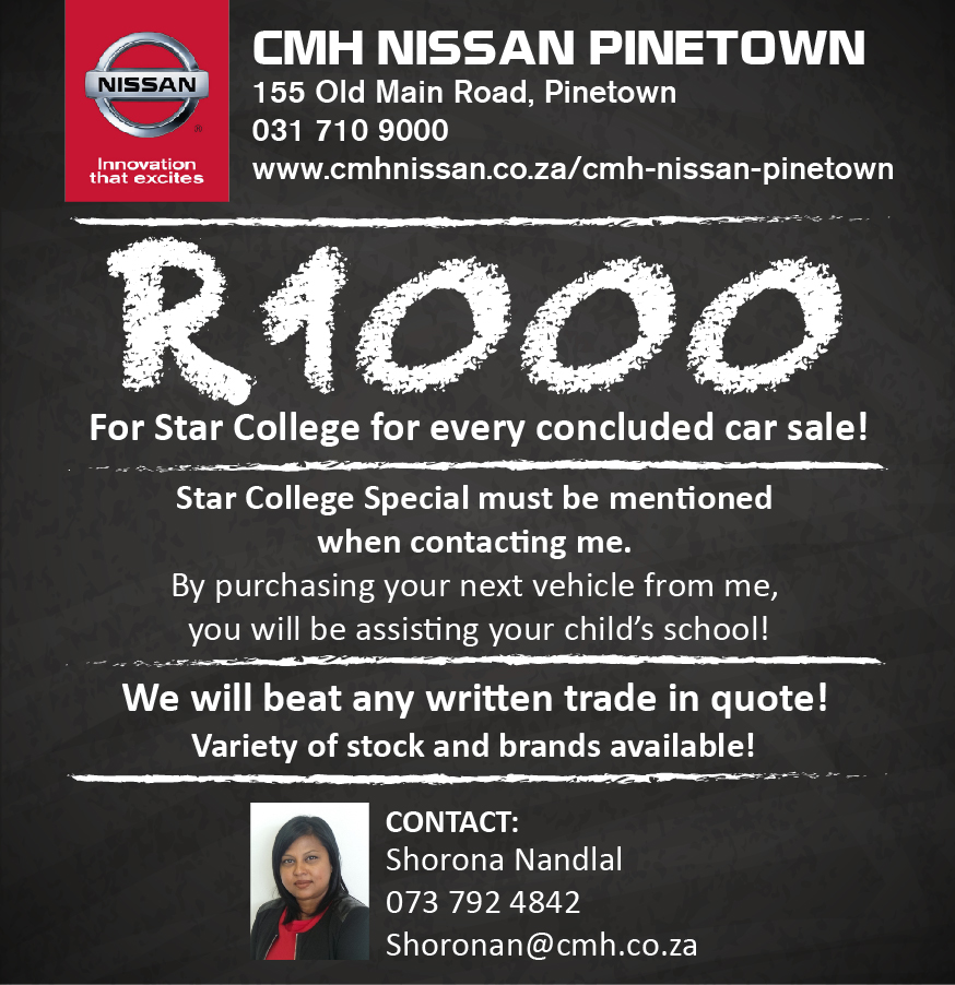 Star College Nissan Pinetown
