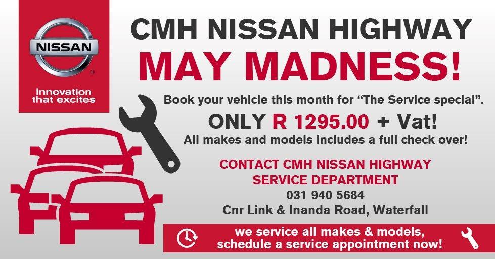CMH Nissan Highway