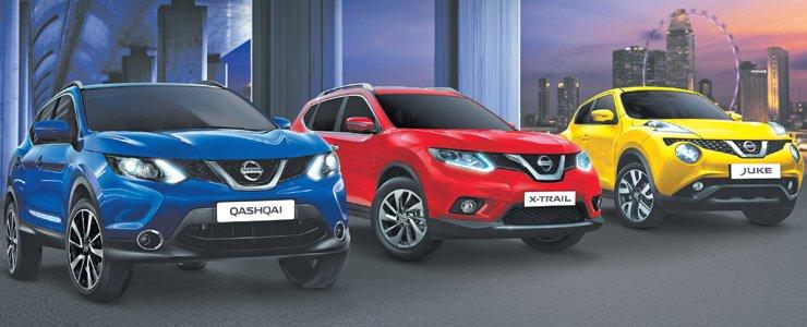 Nissan Crossover