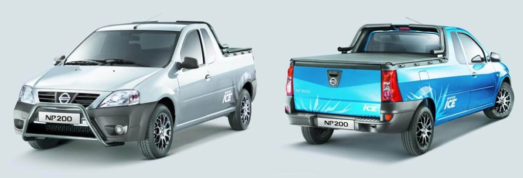 Limited Edition Nissan NP200 ICE