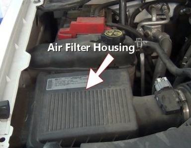 Air Filter Housing