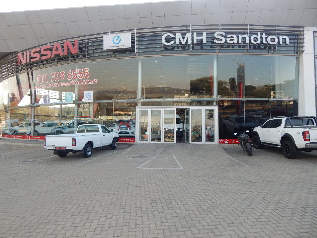 CMH Nissan Sandton Golden 5 Star