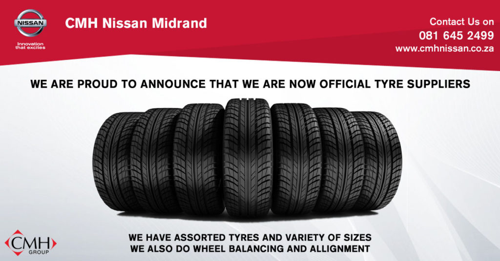 Nissan Tyre Suppliers