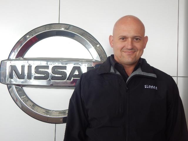 CMH Nissan Sandton Team
