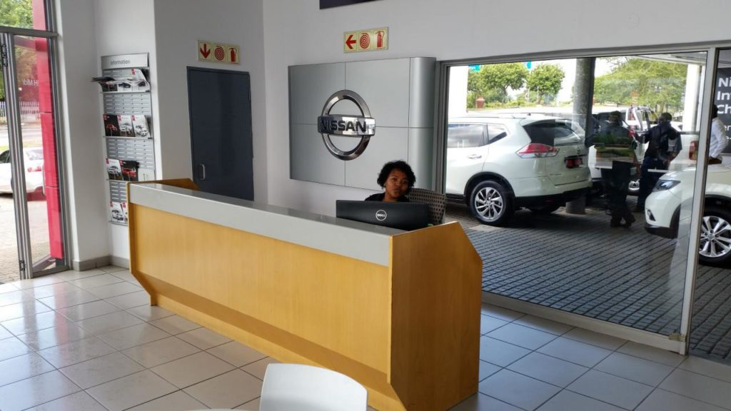 CMH Nissan Midrand Contact