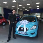 CMH Nissan Pinetown Deliveries August 2015