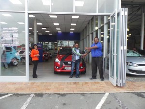 CMH Nissan Pinetown Deliveries