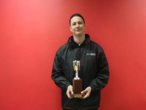 CMH Nissan Pinetwon sales executive of the month June