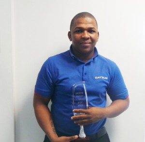 CMH Nissan Pinetown CS WInner June 2015