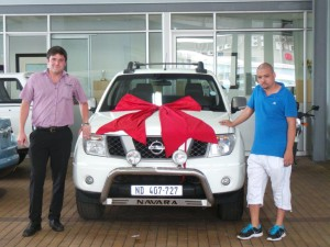 CMH Nissan Highway Deliveries