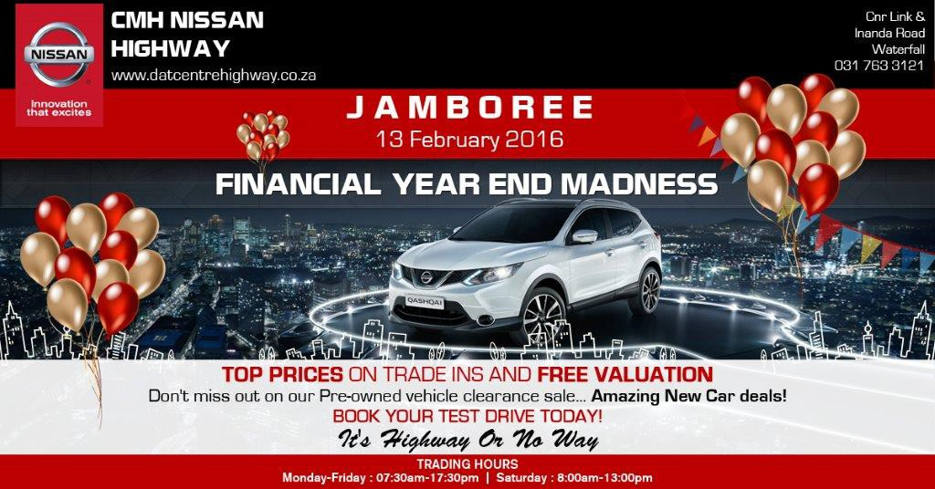 CMH Nissan Highway Jamboree