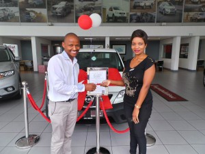 CMH Nissan Midrand Deliveries March 2016