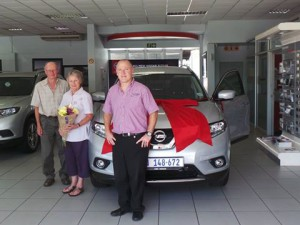 CMH Nissan Highway Deliveries February 2016