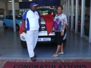 Mr Madoda - CMH Nissan Pinetown