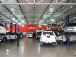CMH Nissan Pietermaritzburg Service