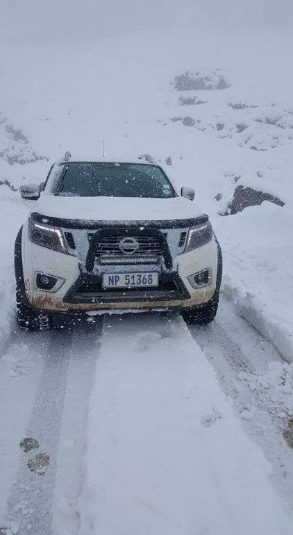 Putting The New Nissan Navara To The Test | CMH Nissan Pietermaritzburg