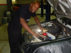 CMH Nissan Sandton Service