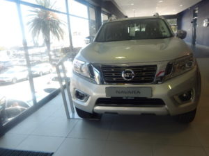 CMH Nissan Sandton- Nissan Navara Front
