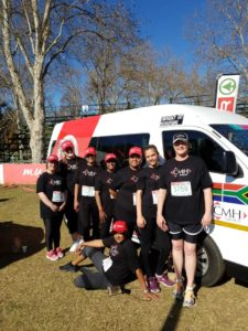 CMH Nissan PMB- Staff members participating