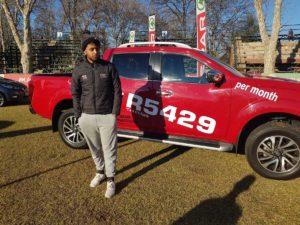 CMH Nissan PMB- Nissan Navara Red