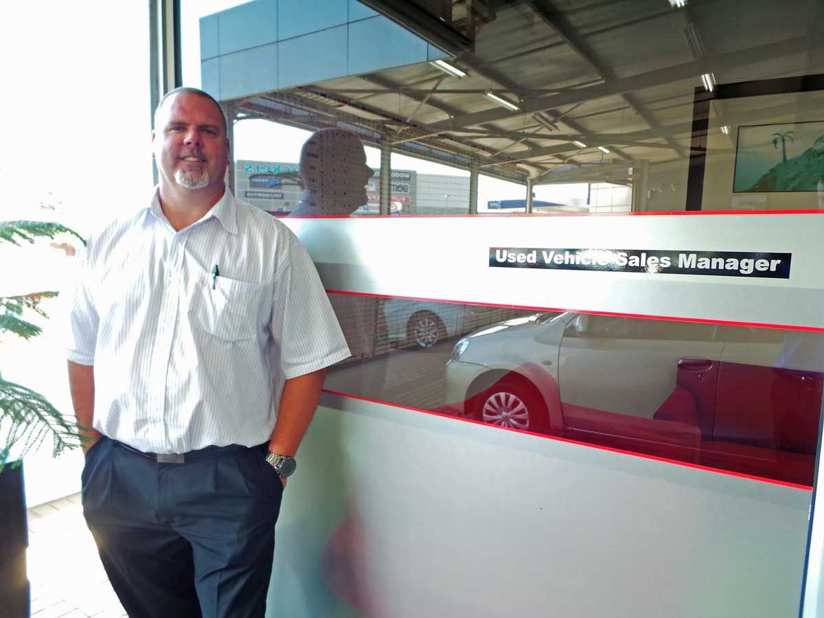 CMH Nissan Highway- Grant Waddleton Used manager
