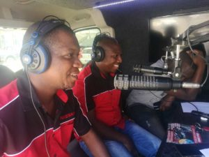 CMH Nissan Sandton- Edward and Ntsako