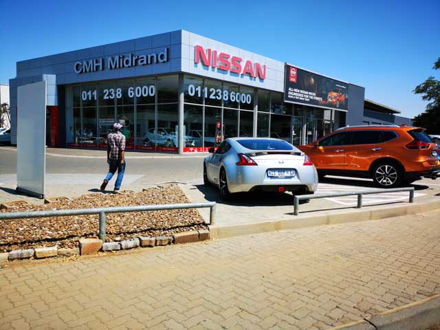 CMH Nissan Midrand dealership image