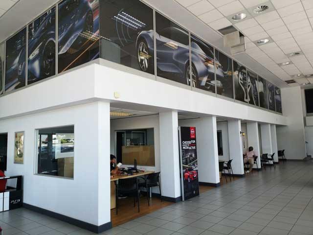 CMH Nissan Midrand- Sales Desks
