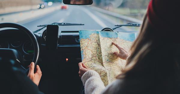 USE A GPS