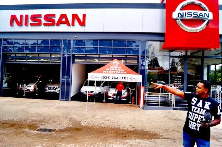CMH Nissan Hillcrest - KZN Car Dealer