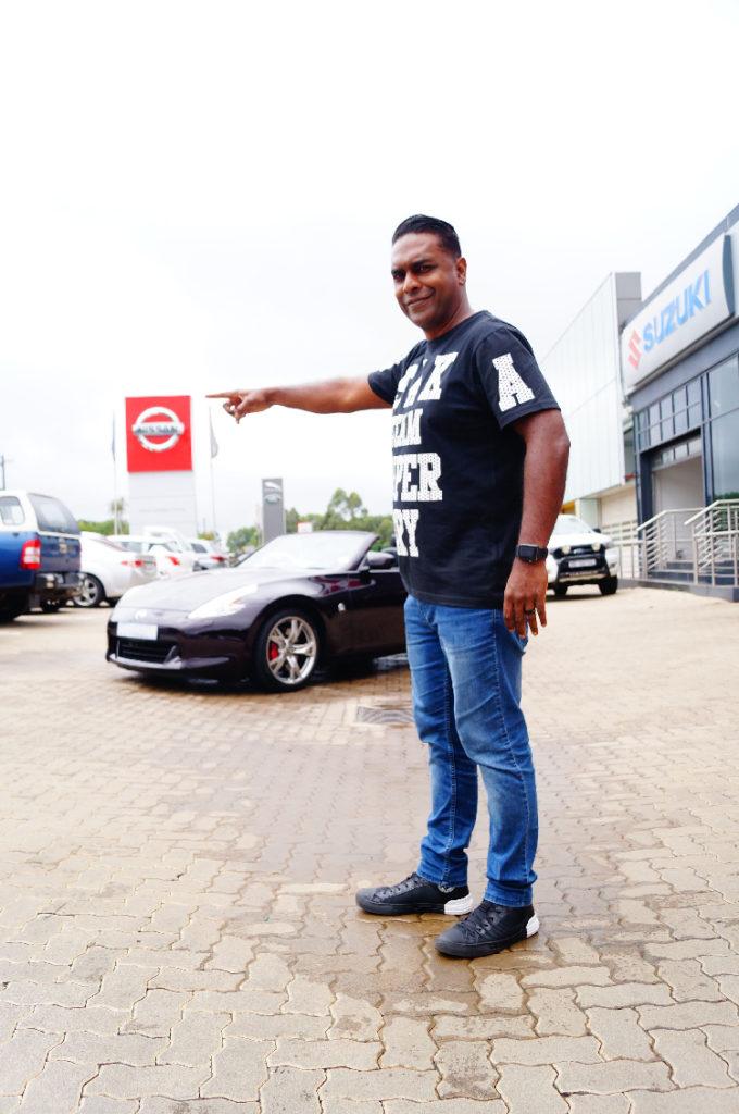 KZN Car Dealer - Deon Govender