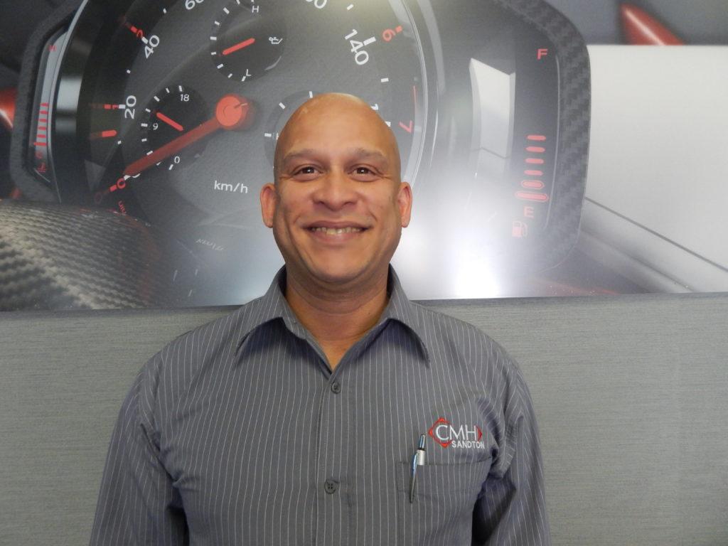 CMH Nissan Sandton - Jonathan - new-sales-manager