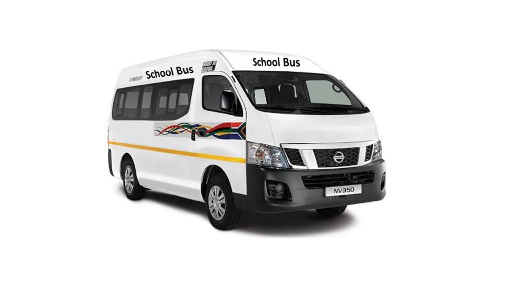 CMH Nissan - Nissan NV350 - School Transport