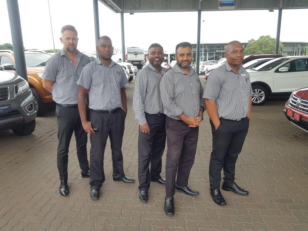 CMH Pietermaritzburg - Used cars team