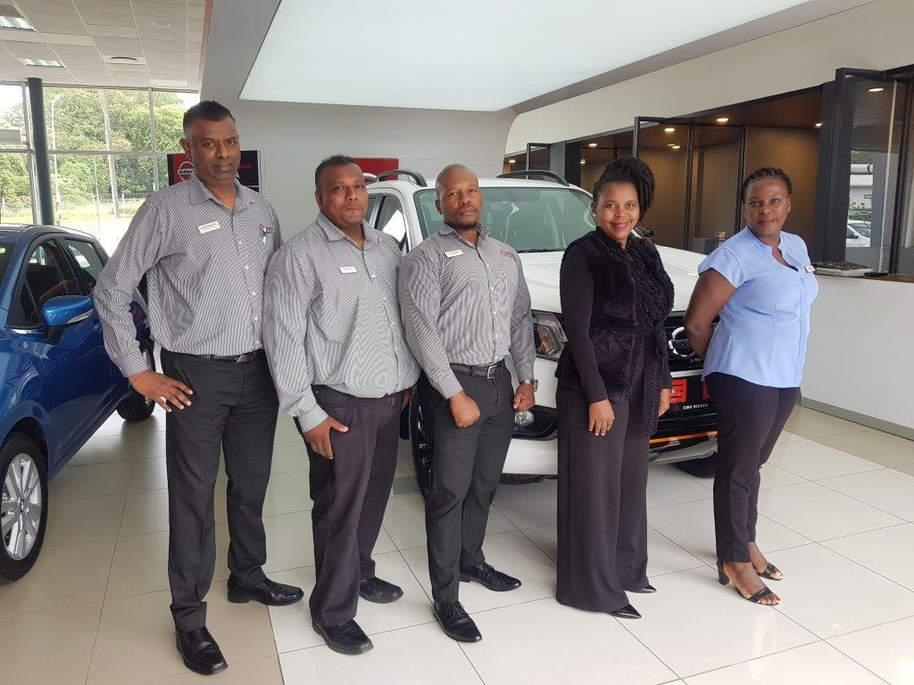 CMH Pietermaritzburg - New cars team
