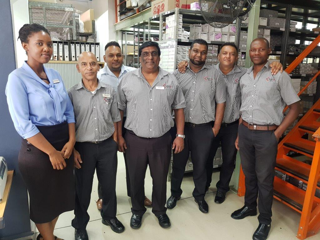 CMH Pietermaritzburg - Parts Department