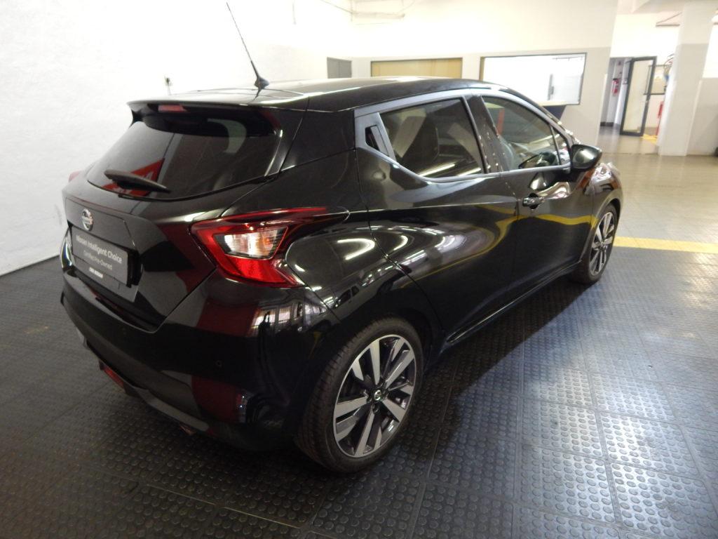 CMH Nissan Sandton - Tekna-2020-Hatchback