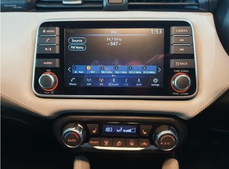 CMH Nissan Sandton - Tekna-Infotainment