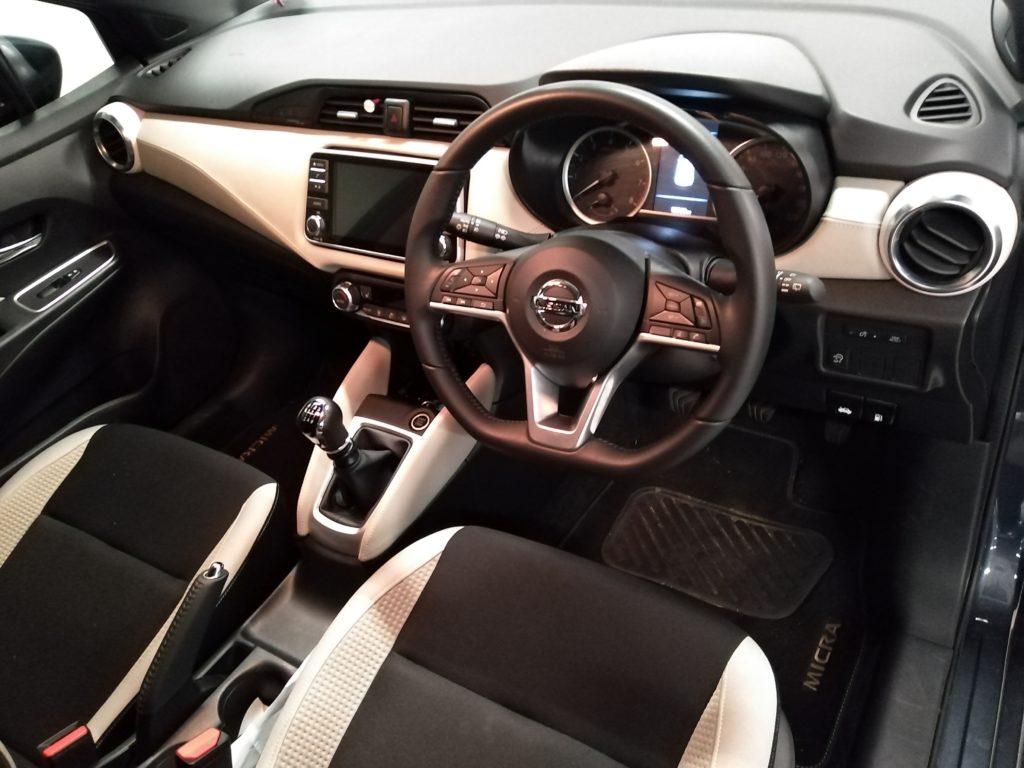 CMH Nissan_Midrand - Interior