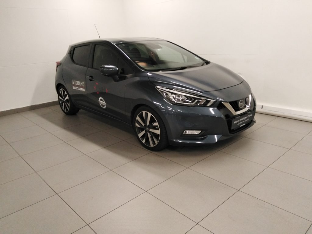CMH Nissan_Midrand - The_Micra