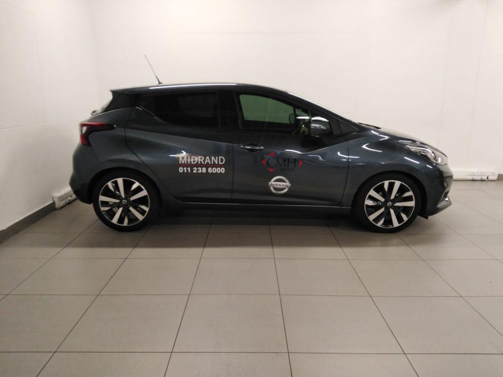 CMH Nissan_Midrand - Micra