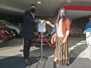 CMH Nissan Sandton - Online shopping delivery