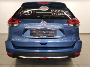 Nissan X-trail rear view