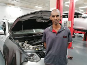 CMH Nissan Hillcrest Osman