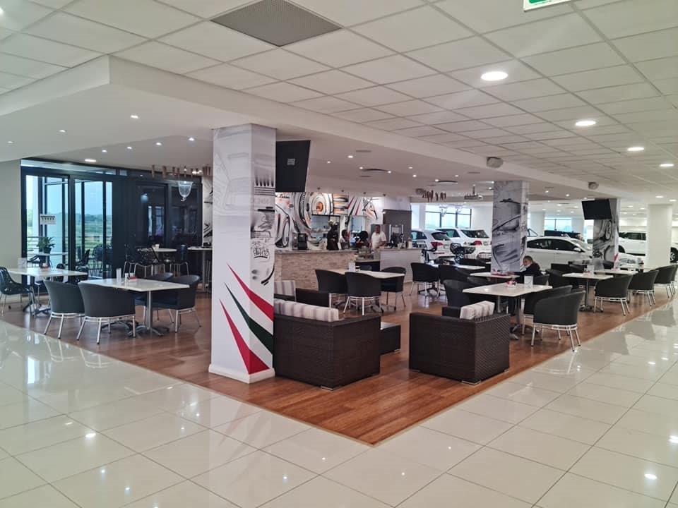 Nissan Ballito Cafe